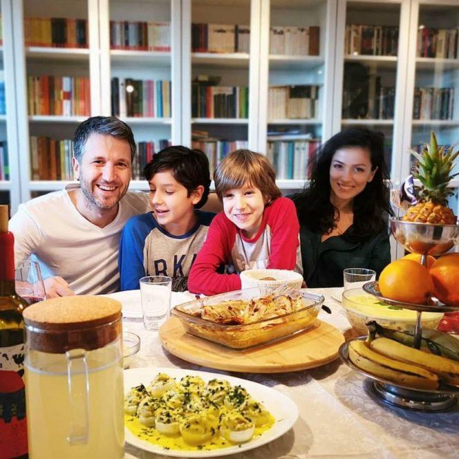 Ei sunt băieții lui Andi Moisescu și ai Oliviei Steer