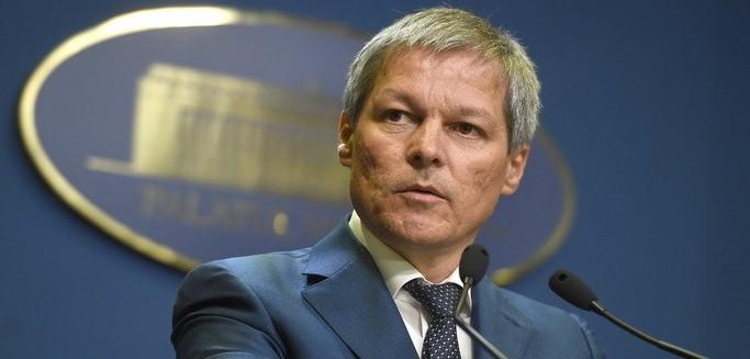 Dacian Cioloș a lansat Partidul Libertății, Unității și al Solidarității!
