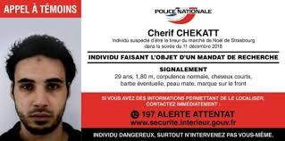 Atacatorul atentatului de la Strasbourg a fost împușcat mortal de poliția franceză în cartierul Meinau, în apropiere de Neudorf.