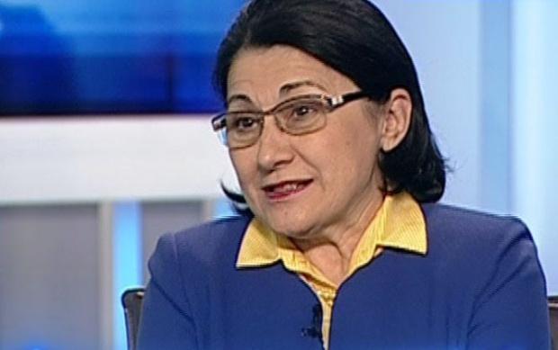 Ministerul Educaţiei, Ecaterina Andronescu