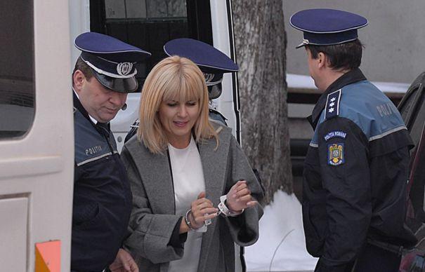 Elena Udrea arestată