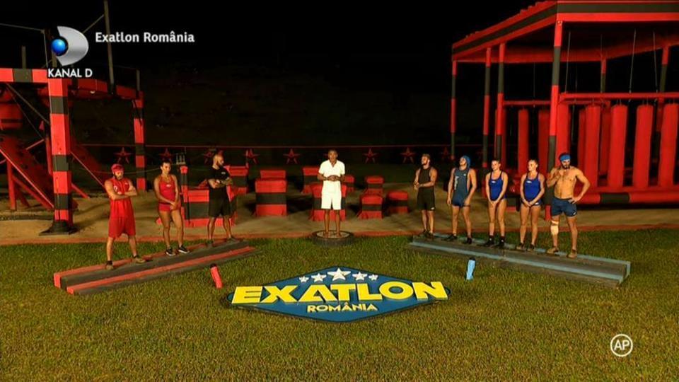 Care sunt concurenții sezonului 3 al emisiunii Exatlon!