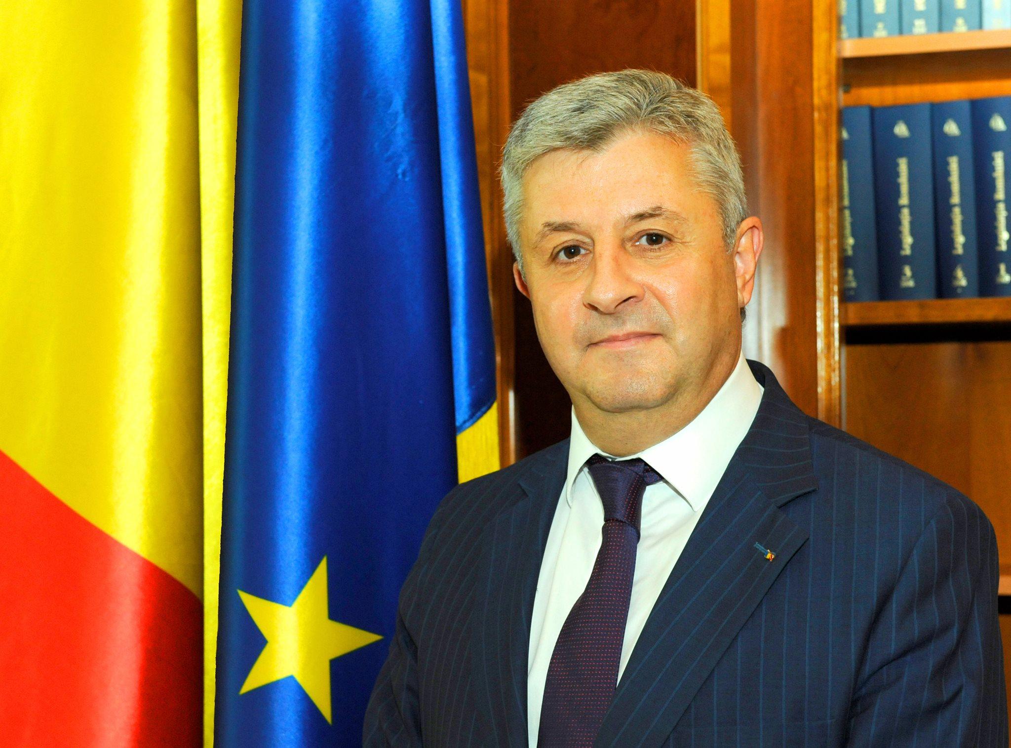 Florin Iordache, deputatul PSD
