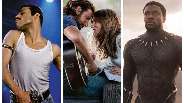 Filme nominalizate la Globurile de Aur 2019