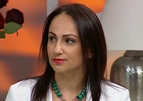 Astrologul Cristina Demetrescu