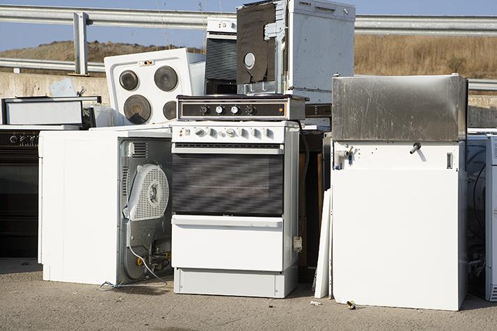Mașini de spălat, frigidere și aparate de aer condiționat ieftine: RABLA pentru electrocasnice