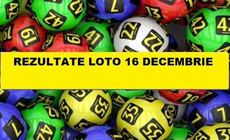 Loto 6 din 49 duminică, 16 decembrie 2018 LIVE. Vezi numerele câștigătoare extrase