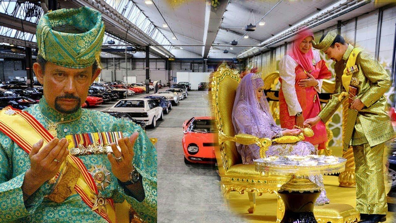 Crăciunul nu este pe placul Sultanului Hassanal Bolkiah din Brunei, dar mașinile de lux și femeile îi sunt tare dragi, traiul în opulență fiindu-i la îndemână