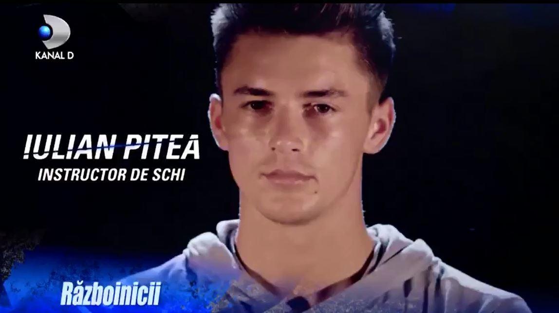 Iulian Pîtea, semifinalist la Exatlon 2 !