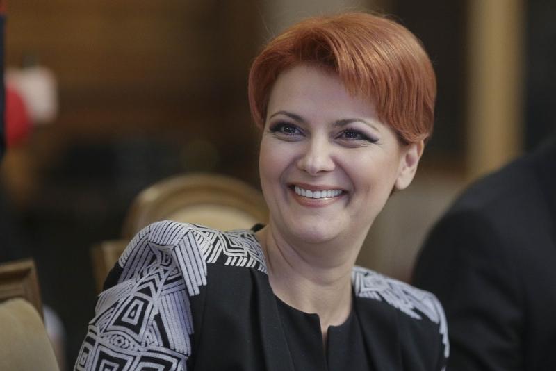 Olguța Vasilescu, operată de Crăciun. Cum se simte ministrul