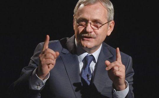 Liviu Dragnea, preşedintele Camerei Deputaţilor şi preşedintele PSD, într-o discuţie