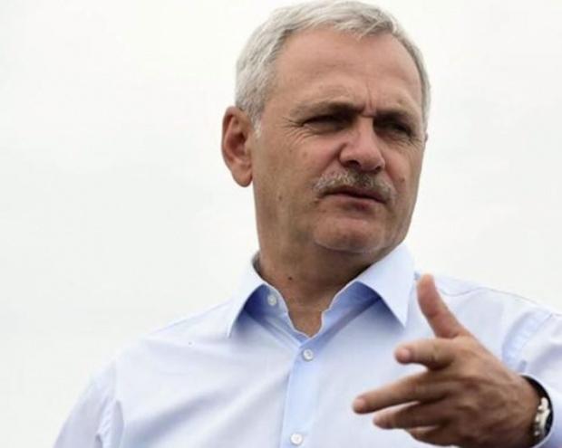 Liviu Dragnea, lider PSD