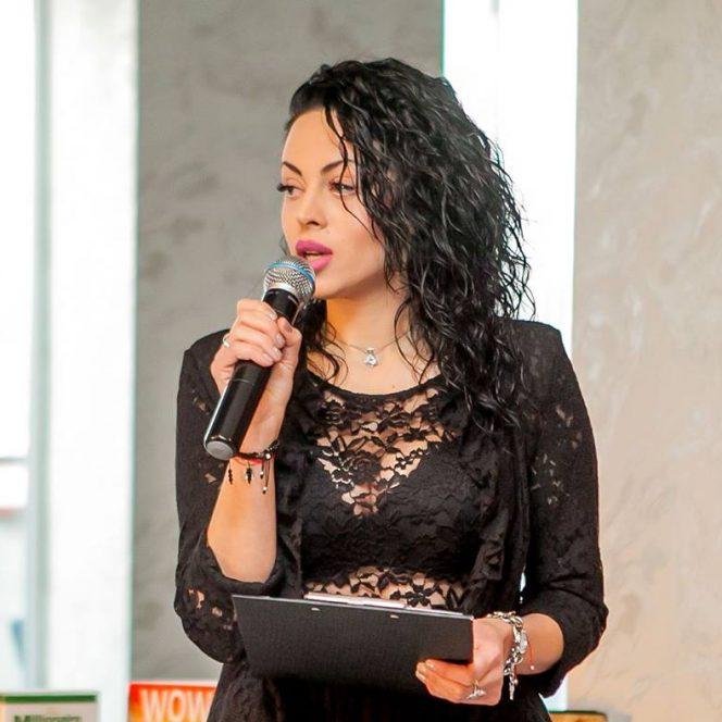 Maria Ceușilă, fiica lui Gheorghe Ceușilă