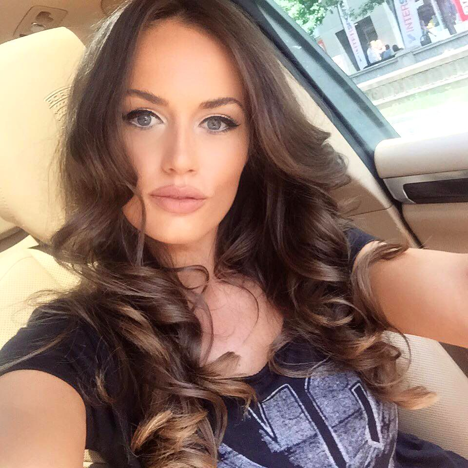 Maria Grigoriu, fosta iubită a fostului ginere a lui Traian Băsescu
