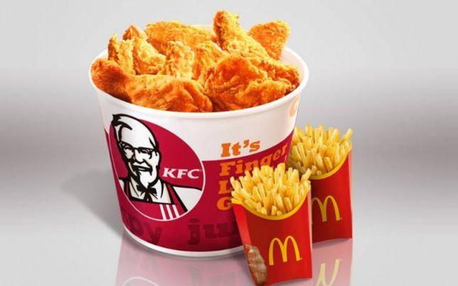 Postarea celor de la KFC România