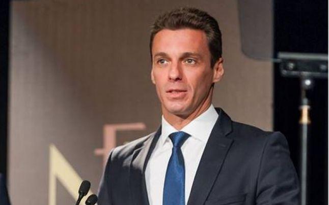 Mircea Badea, invitat în studioul unei emisiuni TV