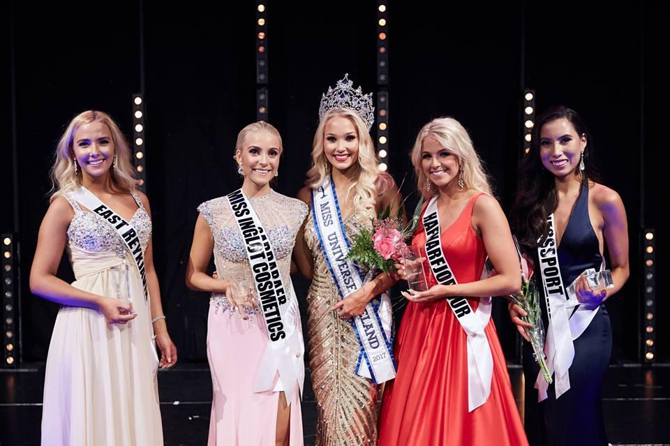 Concurente Miss Universe
