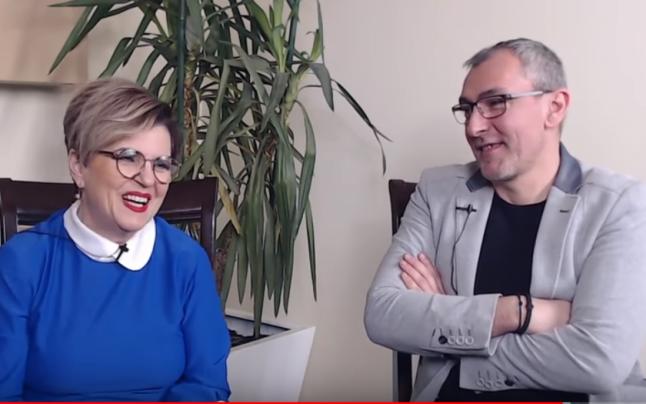 Nicoleta Voica a vorbit despre soţul său, Alin Bagiu, şi cum le merge de când şi-au unit destinele