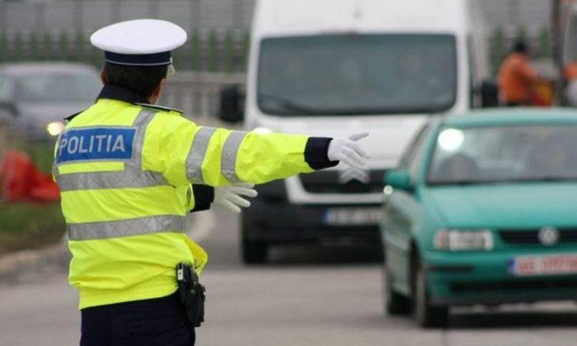 231 de șoferi au rămas fără permis în Ajunul Crăciunului!