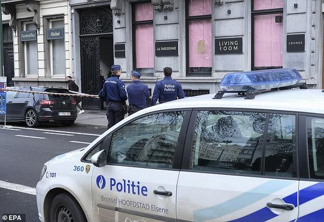 Atentat în Ajunul Crăciunului. Belgienii sunt în stare de șoc. S-a tras cu un kalashnikov în centrul orașului