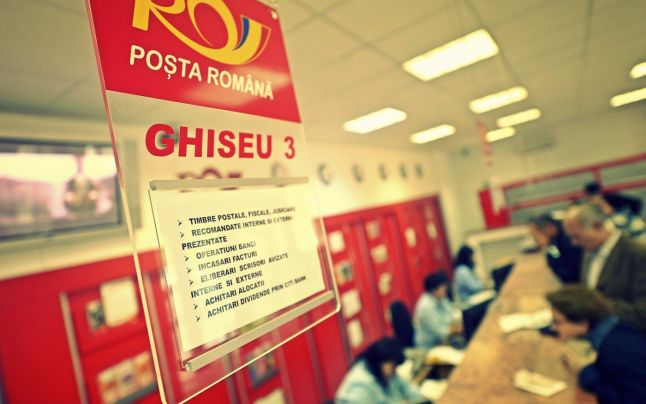 """Poșta Română promite """"cadru atractiv de lucru și corecții salariale"""" ca să atragă noi angajați. Salariile nu sunt, însă, foarte atractive"""