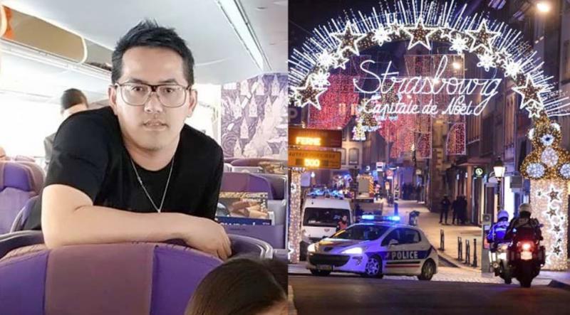 El este Anupong Suebsamarn, prima victimă a atacului de la Strasbourg ce a fost identificată