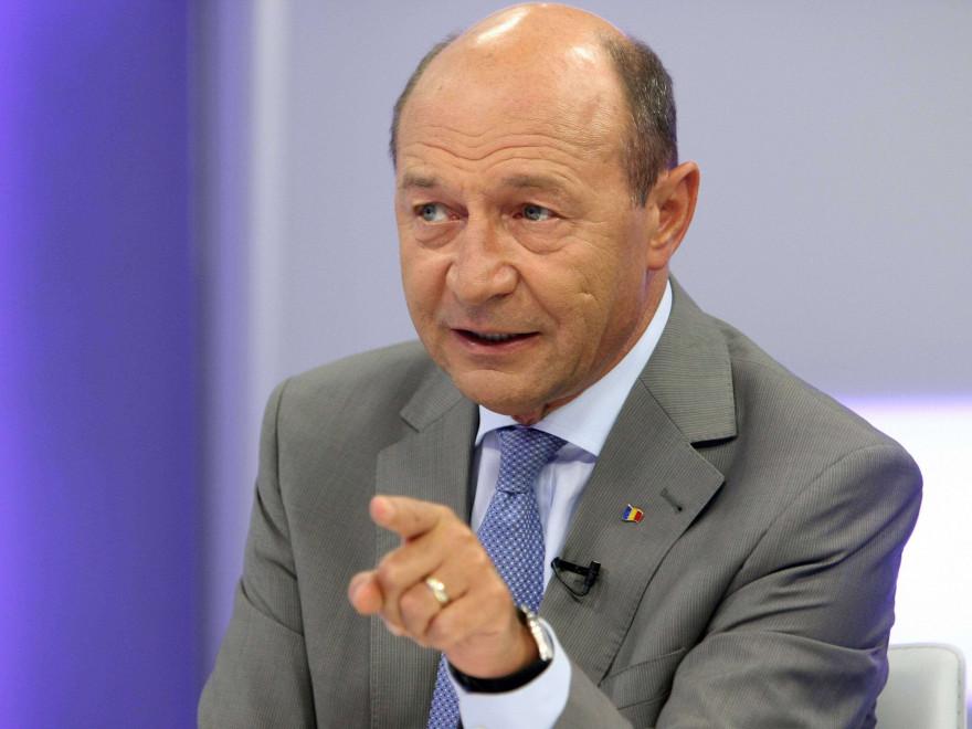 Anunţul făcut de Traian Băsescu privind primăvara europeană