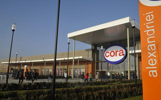 Hipermarketul Cora din Șoseaua Alexandriei este ultimul deschis în București, pe 27 noiembrie 2017