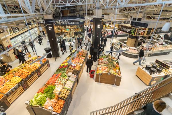 Supermarketurile Mega Image oferă clienților o game de peste 20.000 de articole în cele 67 de locații din București