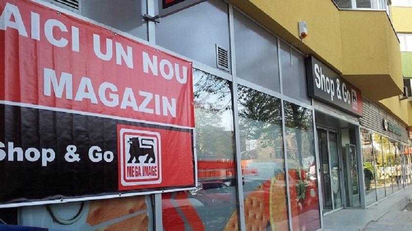Magazinele Mega Image Shop&Go au program special de Revelion, diferit de supermarketurile standard Mega Image, care sunt, majoritatea închise pe 1 ianuarie