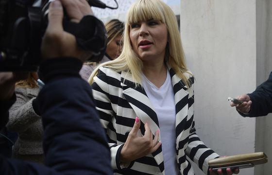 Elena Udrea, înainte de a fi încarcerată