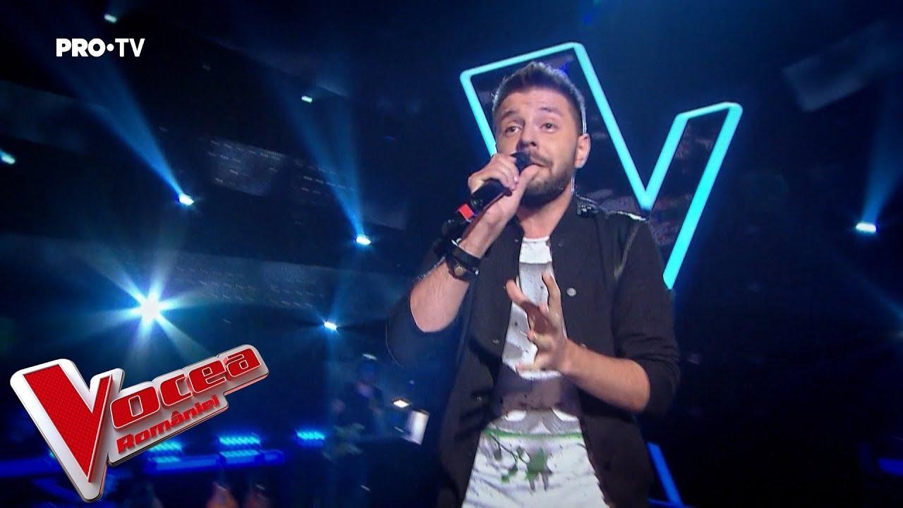 Bogdan Ioan, marele câştigător de la Vocea României 2018, cântând