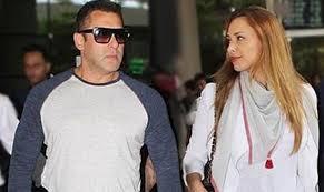 Salman Khan și Iulia Vântur