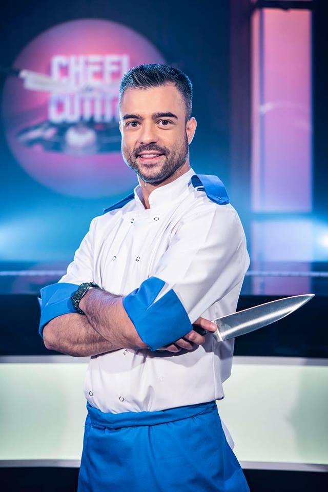 Ovidiu Malisevschi, concurentul eliminat de la Chefi la cuţite