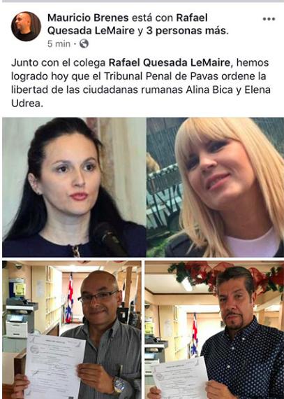 Adrian Alexandrov, mesaj emoționant pentru Elena Udrea, după ce a fost eliberată din Costa Rica