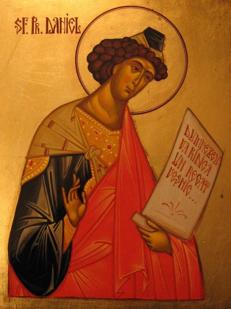 Sfântul Prooroc Daniil