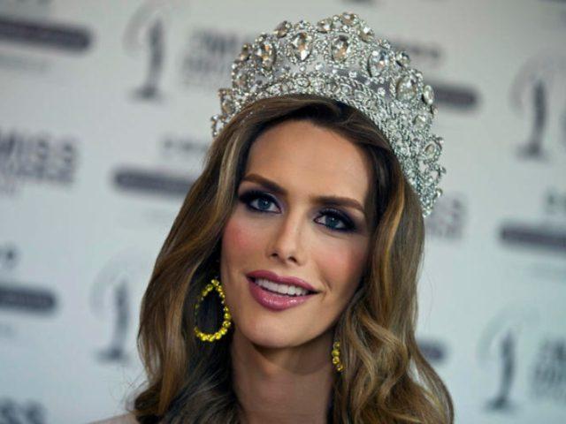 Prima femeie transsexual, la Miss Universe! Oamenii au ramas socati cand Angela a urcat pe scena! Ce s-a vazut: FOTO