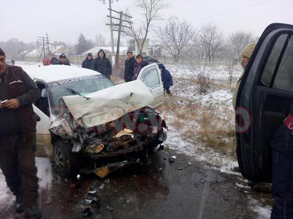 BREAKING NEWS. Un lider PSD din Moldova, grav accident rutier! Galerie FOTO