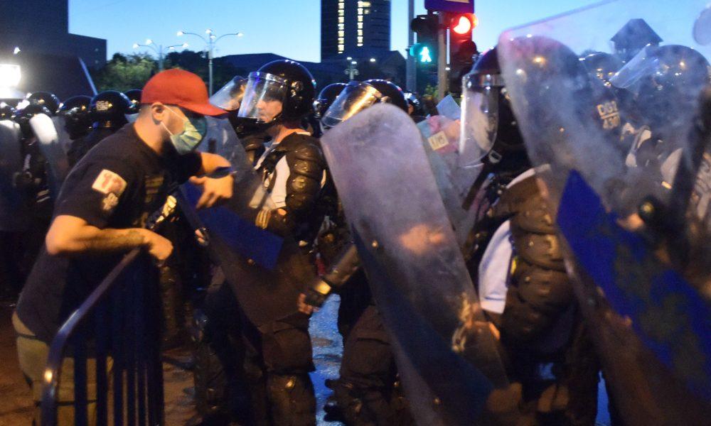 Reprezentanţii Jandarmeriei în acţiune