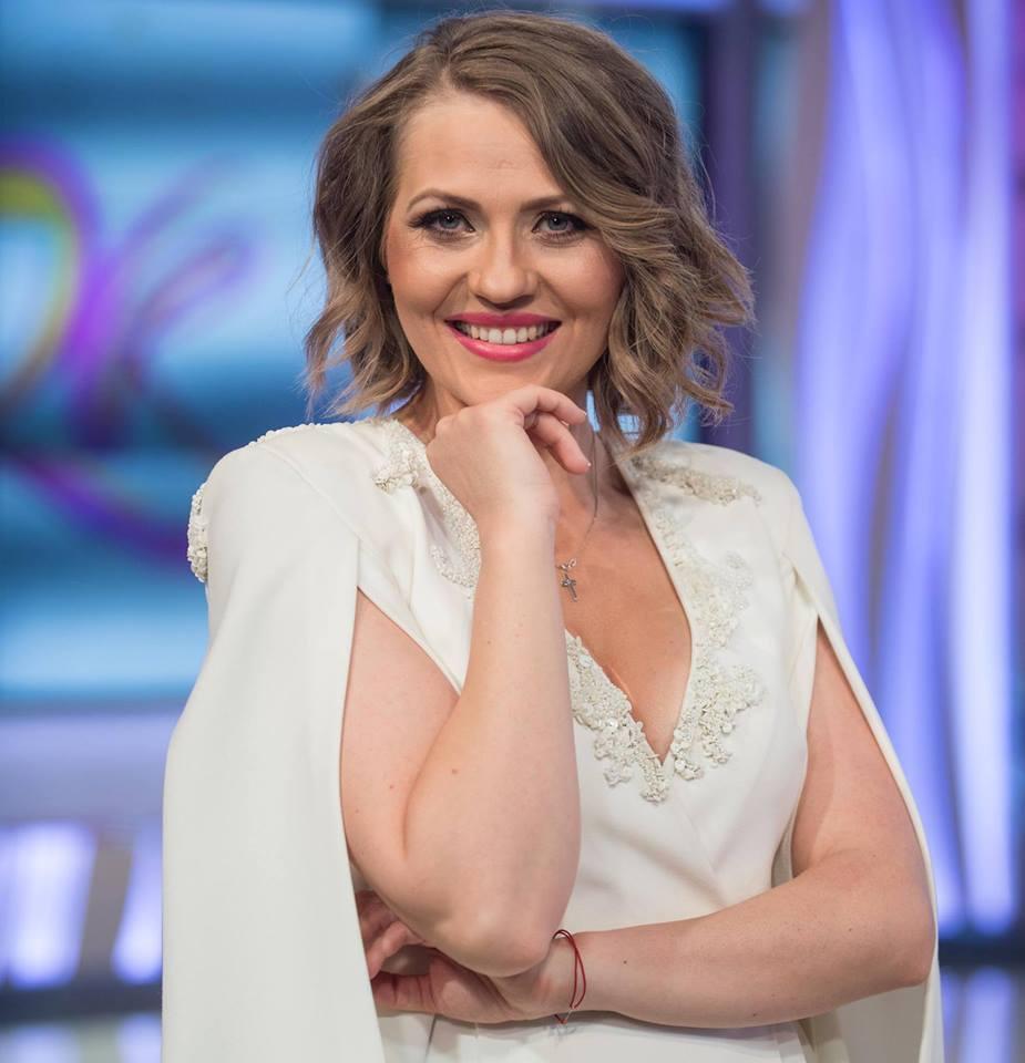 Mirela Vaida, unul dintre cei 24 de semifinaliști de la Eurovision România