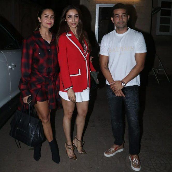 Fratele și sora lui Salman Khan