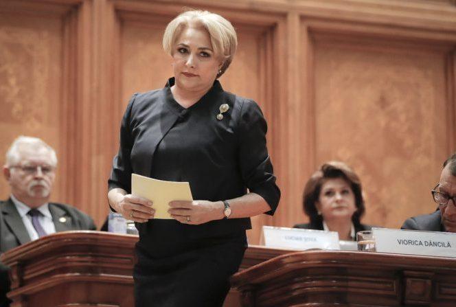 Viorica Dăncilă, premierul României!