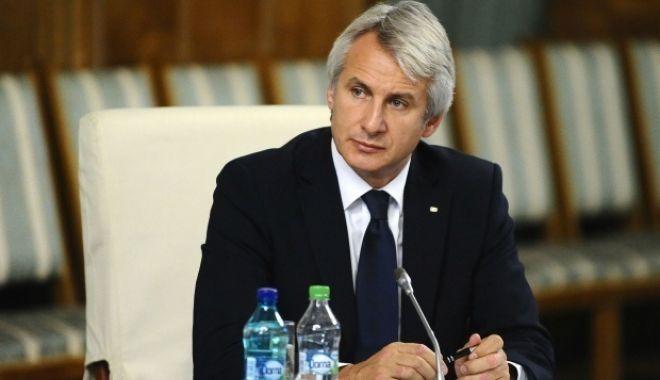 Eugen Teodorovici, ministrul Finanţelor