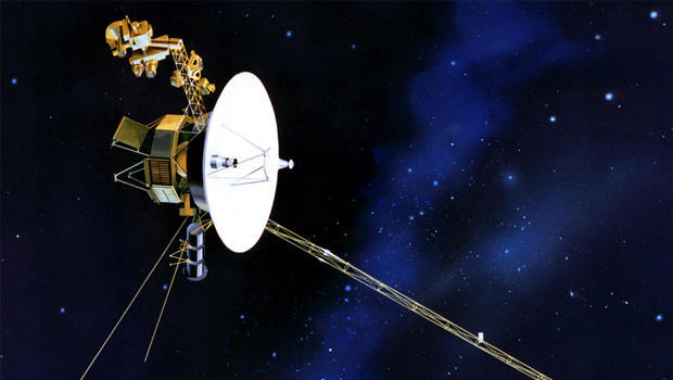 Voyager 2 a părăsit Sistemul Solar!