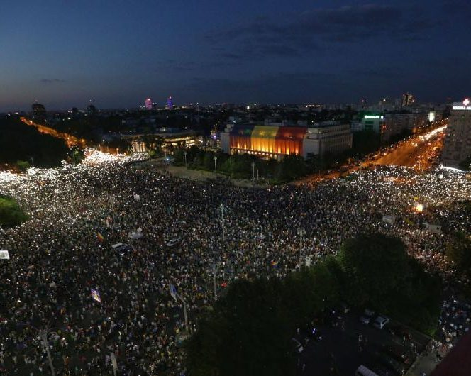 Proteste România 10 august