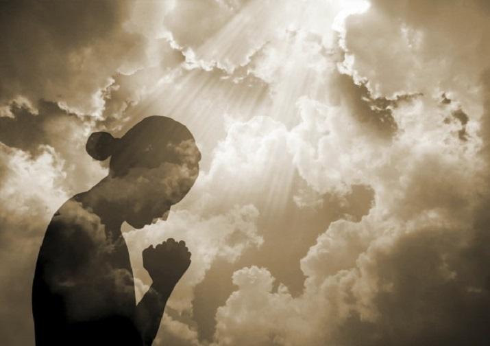 Rugăciunea = încredere în ajutorul lui Dumnezeu, în puterea benefică a lui Dumnezeu. Dialogul credinciosului cu Domnul său