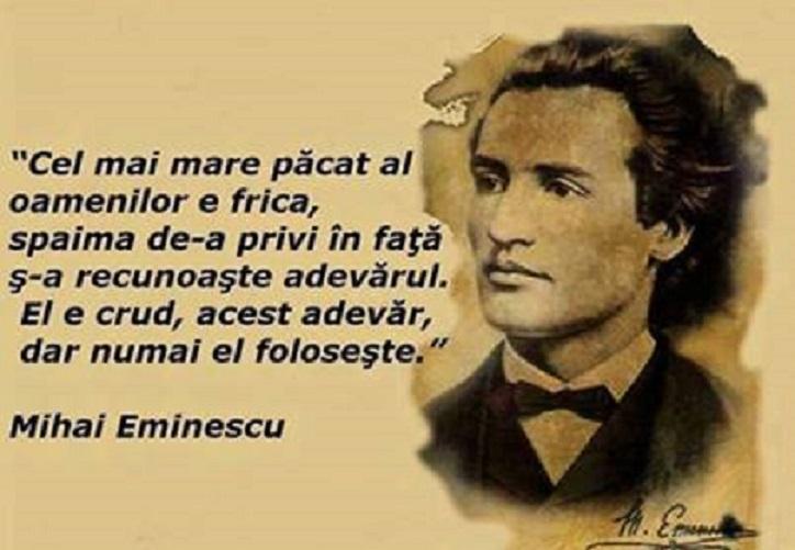 citate despre eminescu 20 citate de Mihai Eminescu. Se aplică cu mare succes și la 165 de  citate despre eminescu
