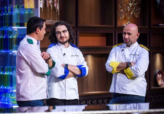 Semifinală 2019 Chefi la cuțite