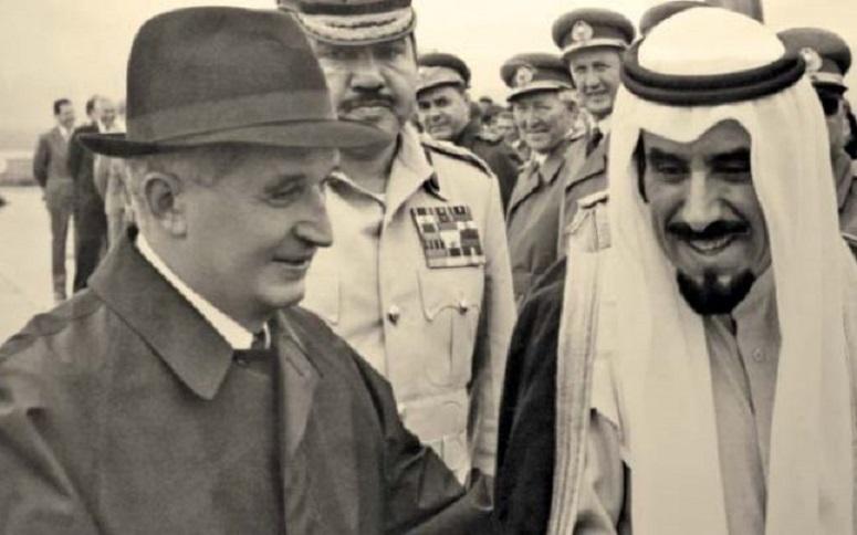Nicolae Ceaușescu visa o Bancă Mondială la Bucrești, finanțată de șeicii din Kuweit, sprijinit și de China și de țările africane