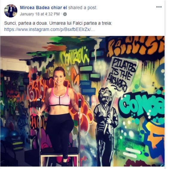 Imaginea cu Andreea Esca i-a făcut pe fani să se răscoale împotriva lui Mircea Badea